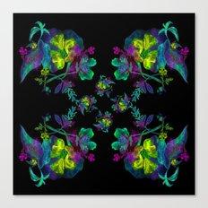 _X_  Canvas Print
