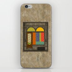 Shop windows iPhone & iPod Skin