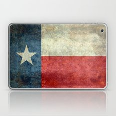 Texas flag - Retro 1 Laptop & iPad Skin