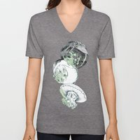 Jelly Fish Unisex V-Neck