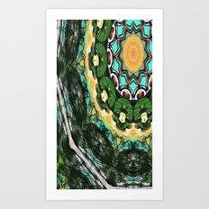 Dinosaur #5 Art Print