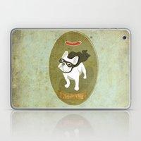 Super Dog Laptop & iPad Skin