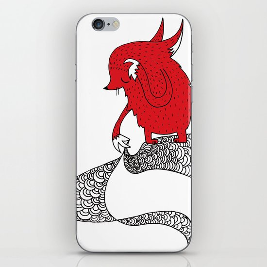 Flying Fox iPhone & iPod Skin