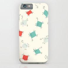 Tape cats iPhone 6 Slim Case