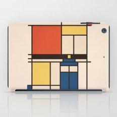Mondrian Who iPad Case