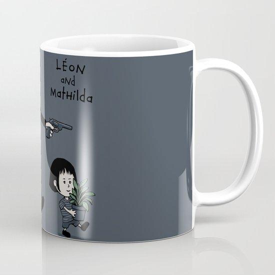 Leon and Mathilda Mug