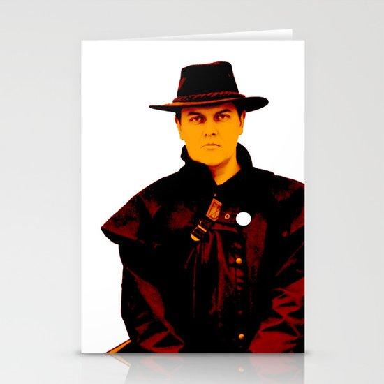 PANTHERION: Alexander Freytag Stationery Card