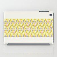Lemon Sorbet iPad Case