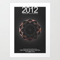 ASTRON Art Print