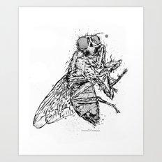 Depending On Size Of Man Art Print