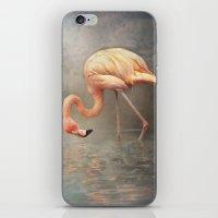 Walking In A Dream.. iPhone & iPod Skin