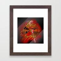 Dragon One Framed Art Print
