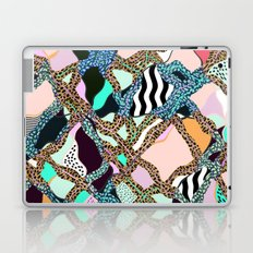 ELECTRIC VIBES Laptop & iPad Skin