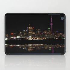 city at night iPad Case