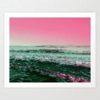 Wild Summer Art Print