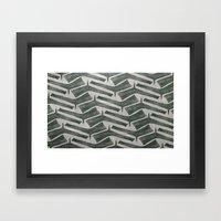 War Club Framed Art Print