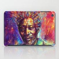 Morgan Freeman iPad Case