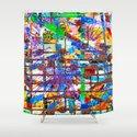 Frank (Goldberg Variations #10) Shower Curtain