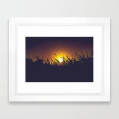 I Hope You're Not Lonely Without Me  Framed Art Print
