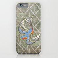 Sparrow Tattoo iPhone 6 Slim Case