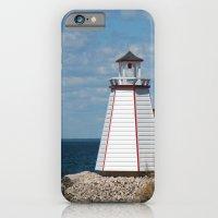 Island Lighthouse iPhone 6 Slim Case