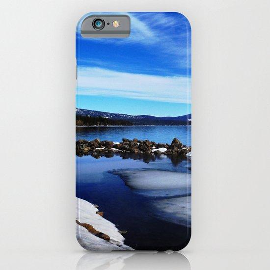 Tahoe City iPhone & iPod Case