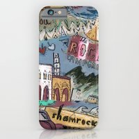 Rocky Campground iPhone 6 Slim Case