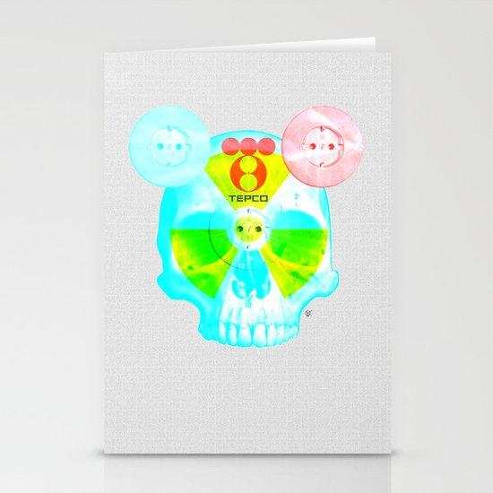 Fukushima - mon amour 2013 Stationery Card
