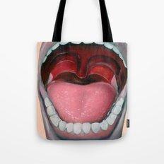 Say AAAH!! Tote Bag
