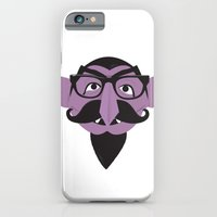 iPhone & iPod Case featuring Hipster Count by Crystal Lucero-Becenti