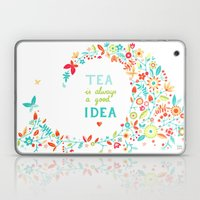 Tea Idea Laptop & iPad Skin