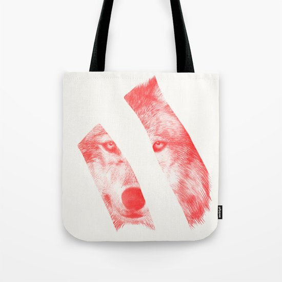 Red - by Eric Fan and Garima Dhawan  Tote Bag