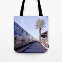 A Traveler's Perspective Tote Bag