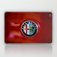 Alfa Romeo Laptop & iPad Skin