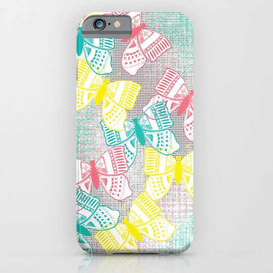 Butterflies in Heaven iPhone & iPod Case
