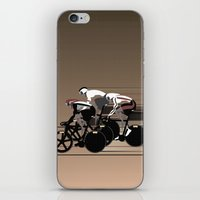 Velodrome iPhone & iPod Skin