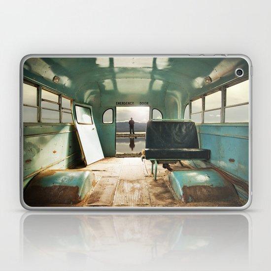 Emergency Door Laptop & iPad Skin