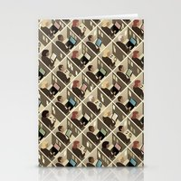 Cubicles Stationery Cards