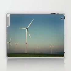 Windmills in the Sun Laptop & iPad Skin
