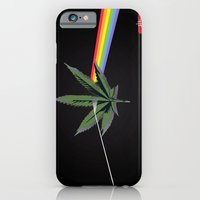 the dark side of 4/20 iPhone 6 Slim Case