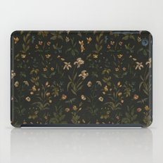 Old World Florals iPad Case
