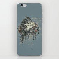American Heritage (Dark) iPhone & iPod Skin