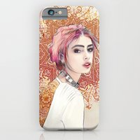 iPhone & iPod Case featuring Taylor Hill by Sara Eshak