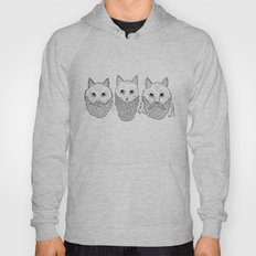 Cats With Beards Hoody