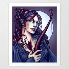 Artemis Art Print