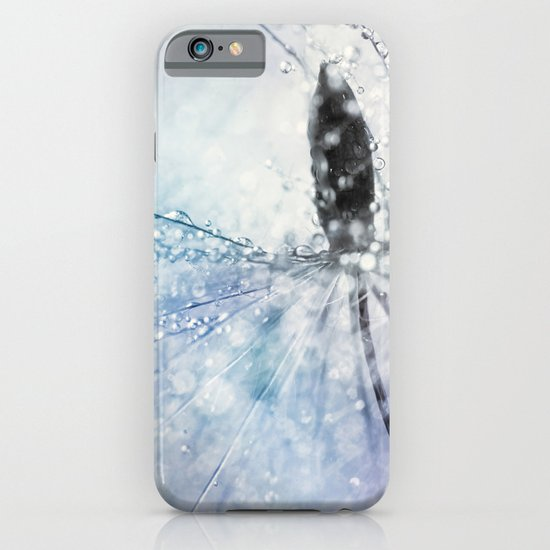 Fairy Baby Blue iPhone & iPod Case