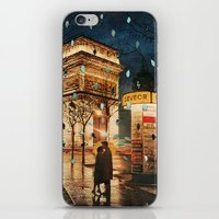 Rain Cant Touch Us iPhone & iPod Skin