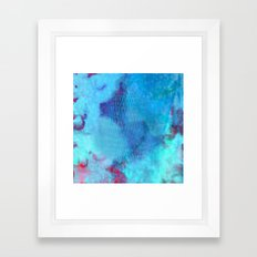 #space Framed Art Print