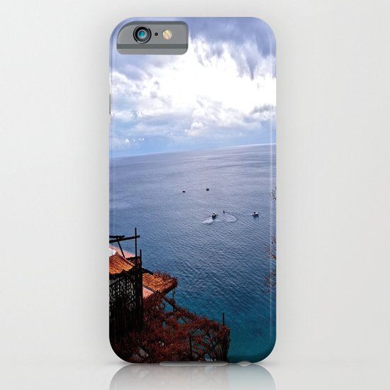 Positano: Amalfi Coast, Italy iPhone & iPod Case