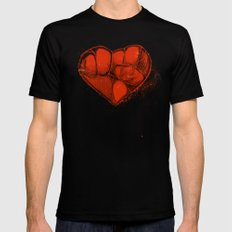 Arise SMALL Mens Fitted Tee Black